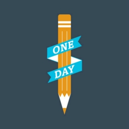 One Day Pencil - large